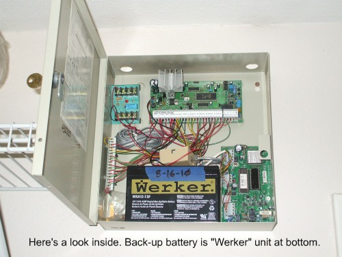 Wireless Alarm System Problems