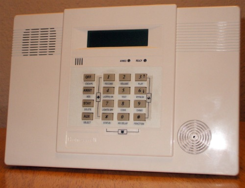 Do It Yourself House Alarms