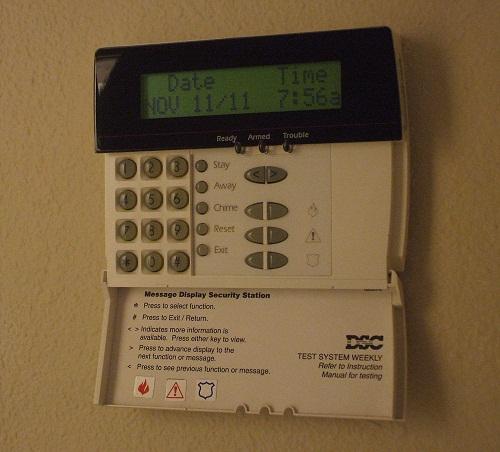Basic Fire Alarm System Diagram Dsc Power 832