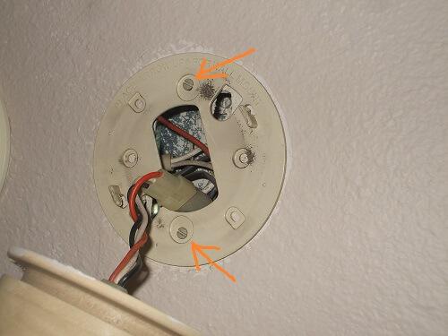 wiring smoke alarms diagram pioneer colors replacing electric detectors - 110-volt hardwired