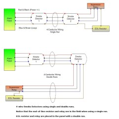 Smoke Detectors Wiring Diagram 1999 Nissan Altima Engine Alarm Circuit Troubleshooting