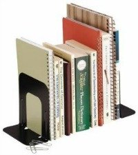 bookends for organizing books