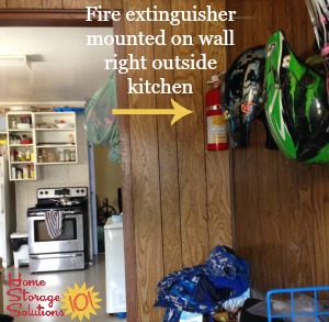 Fire Extinguisher Placement Guidelines For Your Home