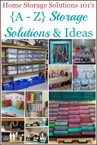 A Z Home Storage Solutions Over 75 Ideas