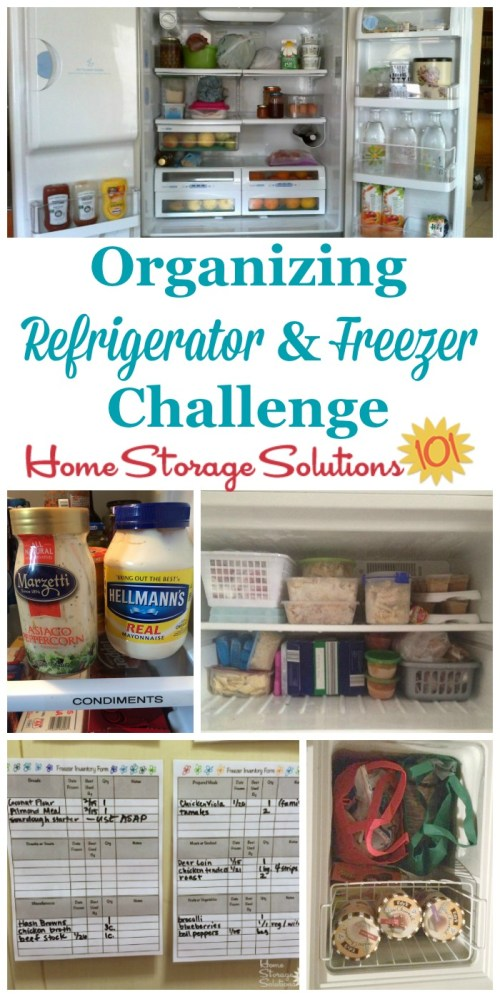small resolution of step by step instructions for organizing your refrigerator and freezer including decluttering tips and storage