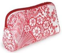 red purse makeup bag Organizing Purses, Handbags & Wallets