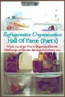 refrigerator organization hall of fame