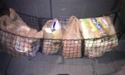 trunk cargo net