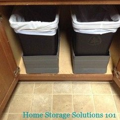 Stainless Steel Kitchen Trash Cans Cabinets Richmond Va Garbage Cans: Pros & Cons Of The Varieties