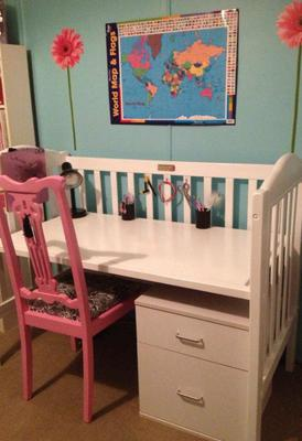 Ideas To Repurpose  Upcycle Used Baby Cribs