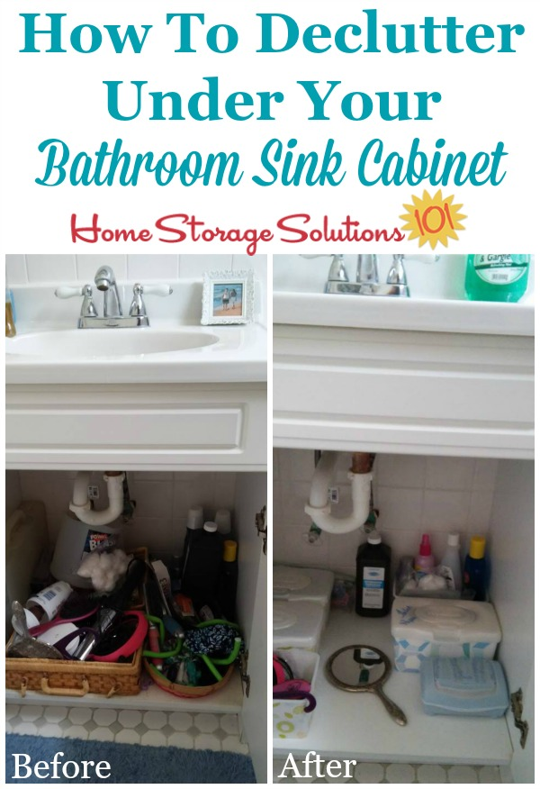 kitchen cabinet storage solutions pantrys how to declutter under bathroom sink cabinets