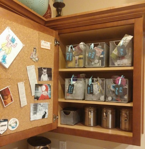 how to organize my kitchen cabinet lighting medication organizer ideas & storage solutions