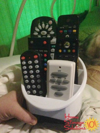 Remote Control Organizer Ideas  Solutions