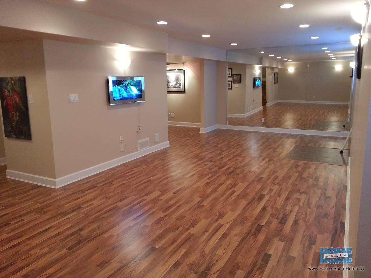 Basement Finishing and Completing Unfinished Basements