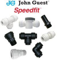 John Guest Speedfit Fittings for PEX, Copper & CPVC