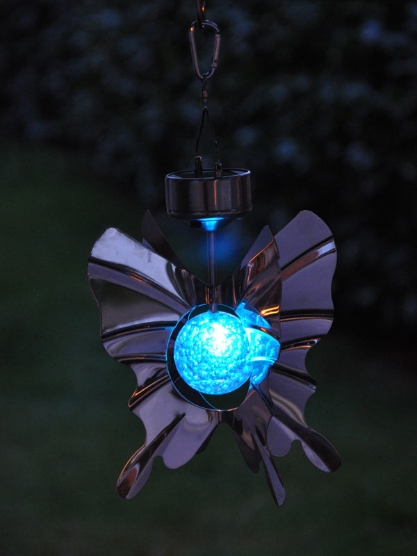 Hanging Solar Garden Lights