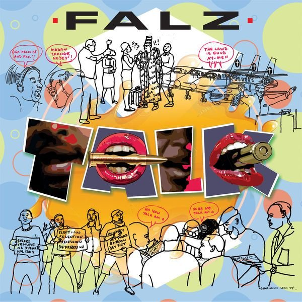 MP3: Falz – Talk