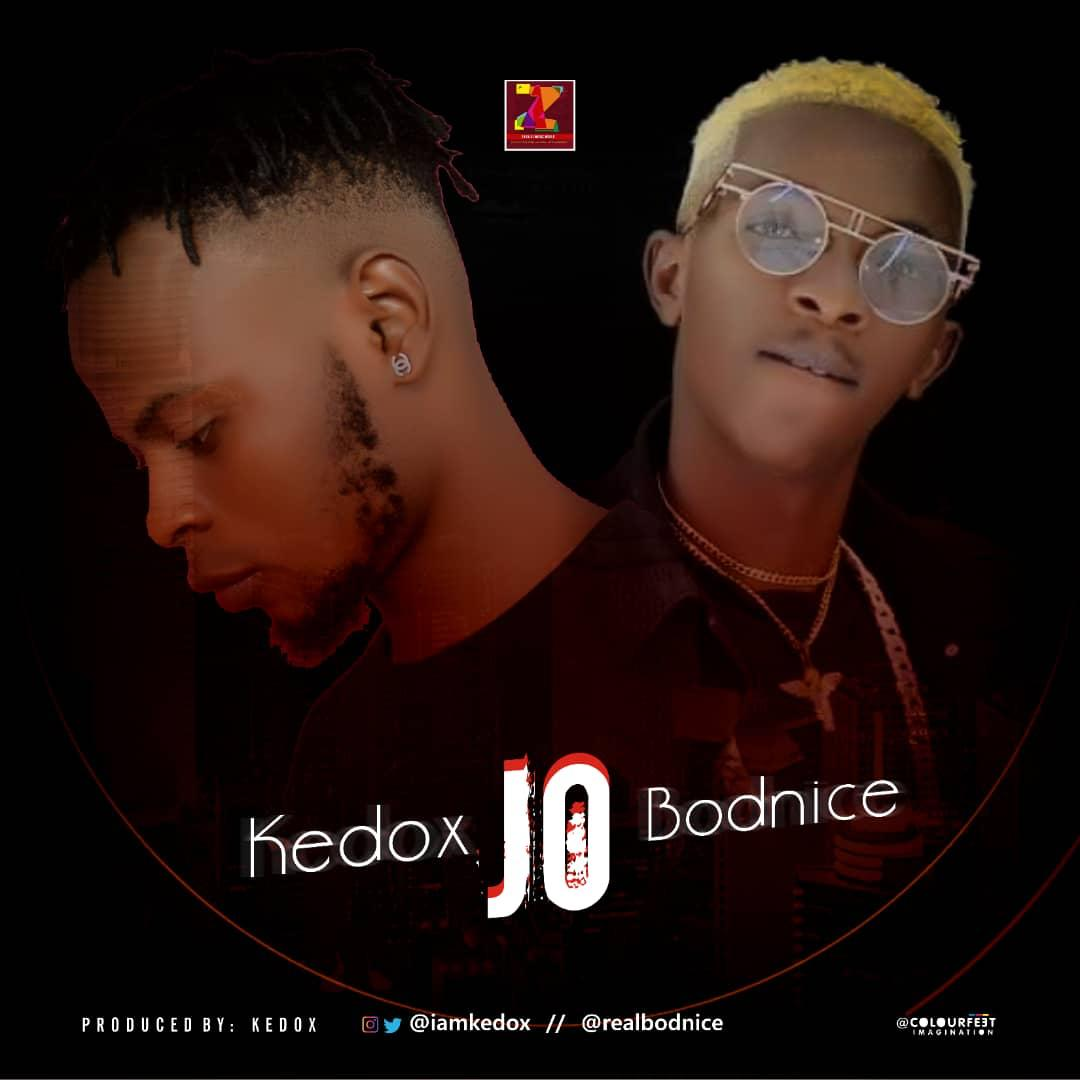MP3: Kedox Ft. Bodnice - JO!