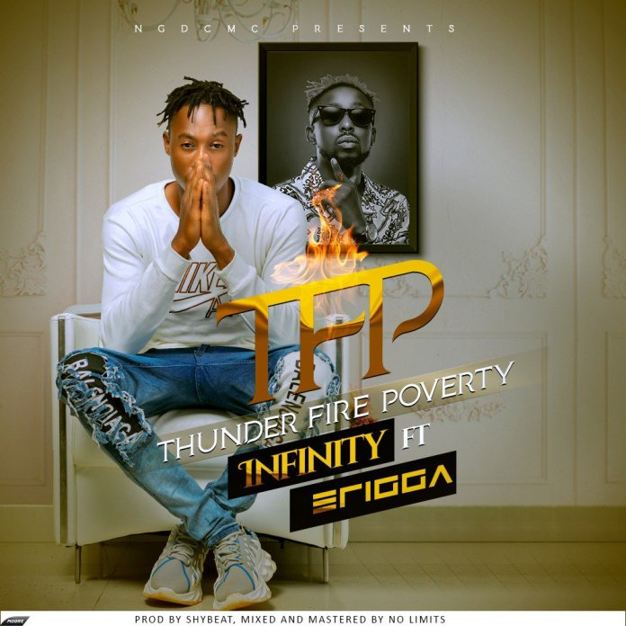Infinity releases new promo pictures in anticipation to the release of his new single with Erigga 6