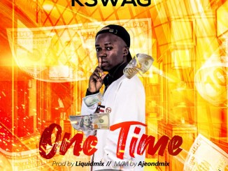 Kswag - One Time (Prod. Liquidmix)