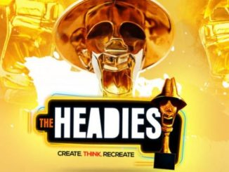 #headies2019 : Check Out Full List Of Winners