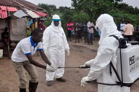 Ebola's Coming Back To Nigeria