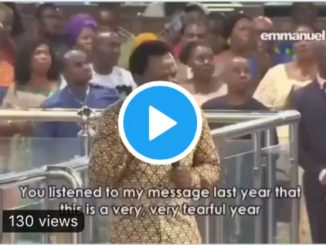 'Coronavirus will be over on friday, 27th' – Prophet TB Joshua (Video)