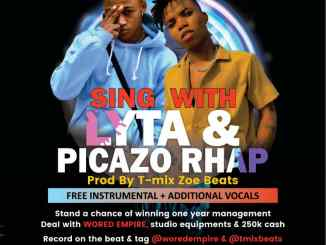 Sing With Lyta & Picazo Instrumental (Prod. By. T-mix Zoe Beats)