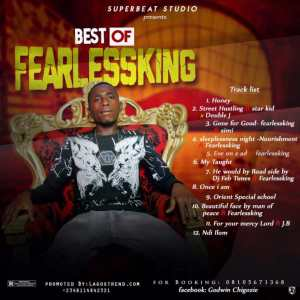 FEARLESSKING – BEST OF FEARLESSKING