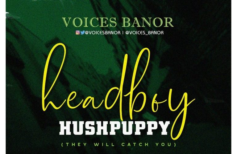 Voice Banor – Headboy Hushpuppy (They Will Catch You)