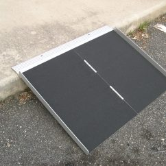 Wheel Chair Ramp Covers Of Bristol And Bath 2 39 Portable Aluminum Wheelchair Homeaccessproducts