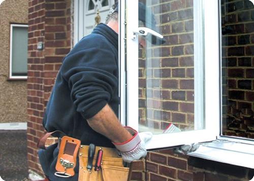 door glass replacement