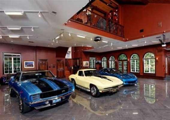 luxury-garage