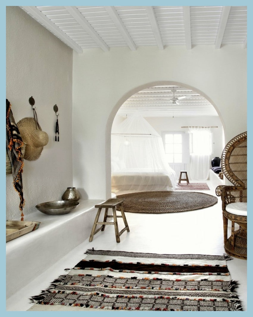 Get ready for decor ideas gallery and special greek island for Hotel home decor