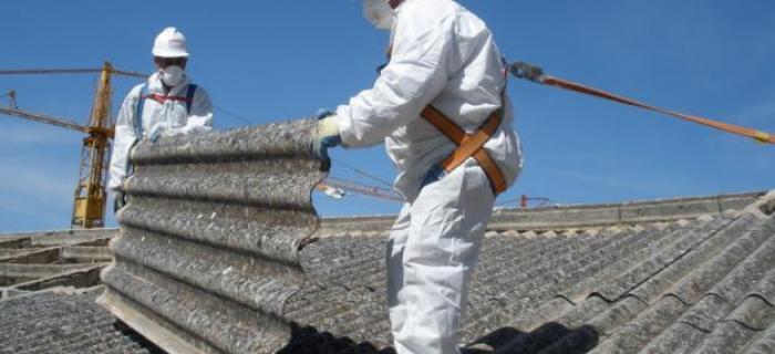 asbestos-disposal
