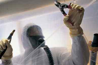 asbestos removal expenses