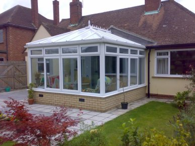 conservatory building regulations