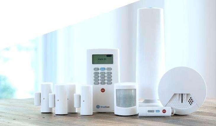 burglar alarm systems installation cost intruder alarms types benefits. Black Bedroom Furniture Sets. Home Design Ideas