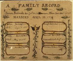 family-record