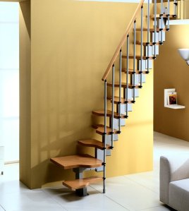 Cost Of A New Loft Staircase In 2017 Prices Planning