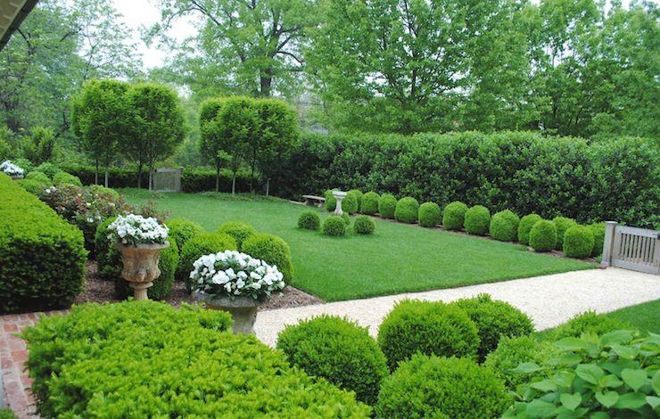 Traditional Garden Design Ideas & Photos For Your Home