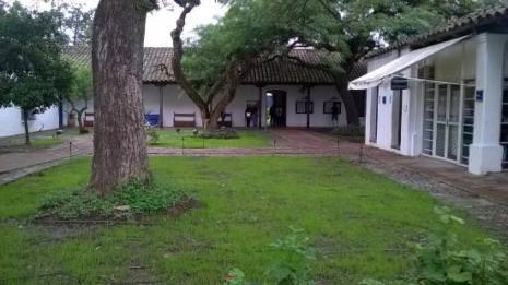 Casa Historica de Tucuman En este patio los patriotas resolvieron el destino de nuestra patria
