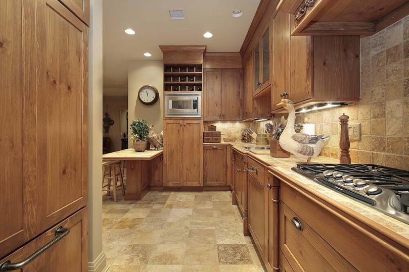 inspiring, magnificent country kitchen