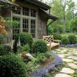 Country Patio Style Photos & Ideas