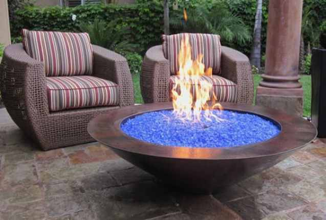 Grand Effects One Bowl 30 Essex Fire Bowl System Mediterranean