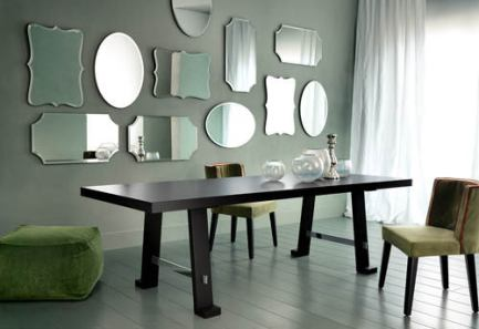 Hand Lyon - Mobilier et Design Contemporain - miroir Vittoria - Paola Navone