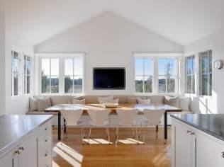 elegant kitchen bench seating