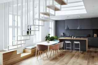 wooden kitchen bench seating