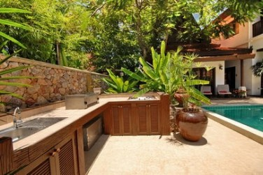 Laem Set villa Jasmine Villa luxe 3cham