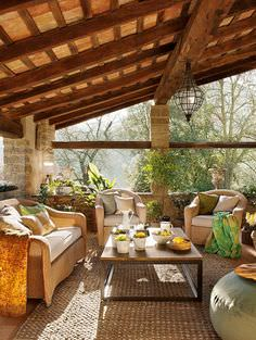 Rustic Home Ideas